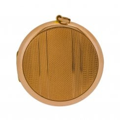 1938 Large Gold Locket