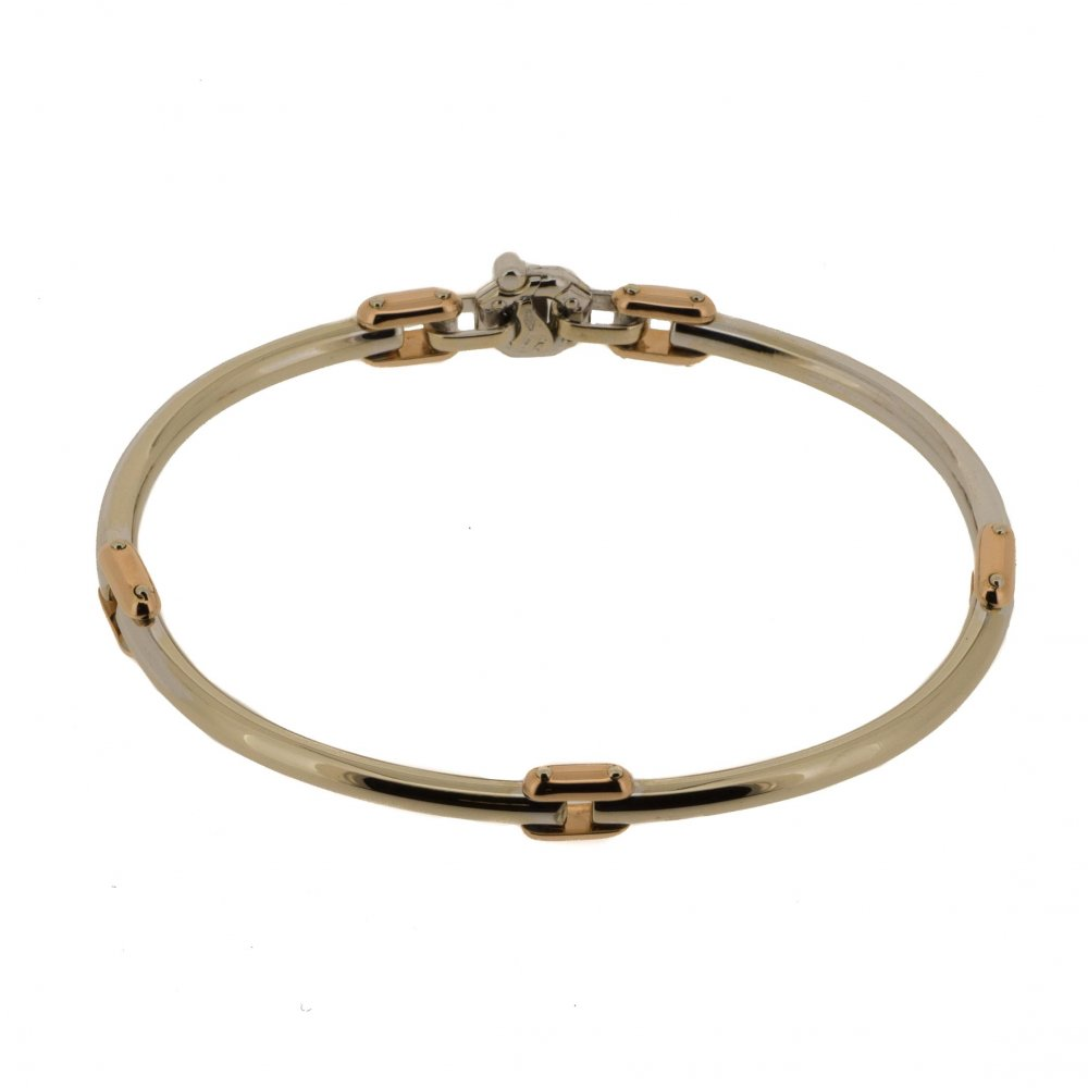 from charms cross steel jewelry men bangle rope mens stainless in gold pulseiras wholesale bracelet white bangles item