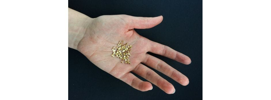 Fairtrade Gold Castin Granules