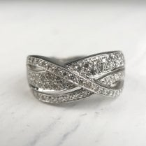 Diamond Crossover Wide Band