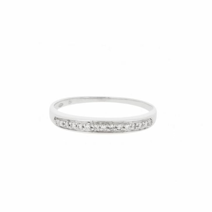 Fine Diamond Eternity Band
