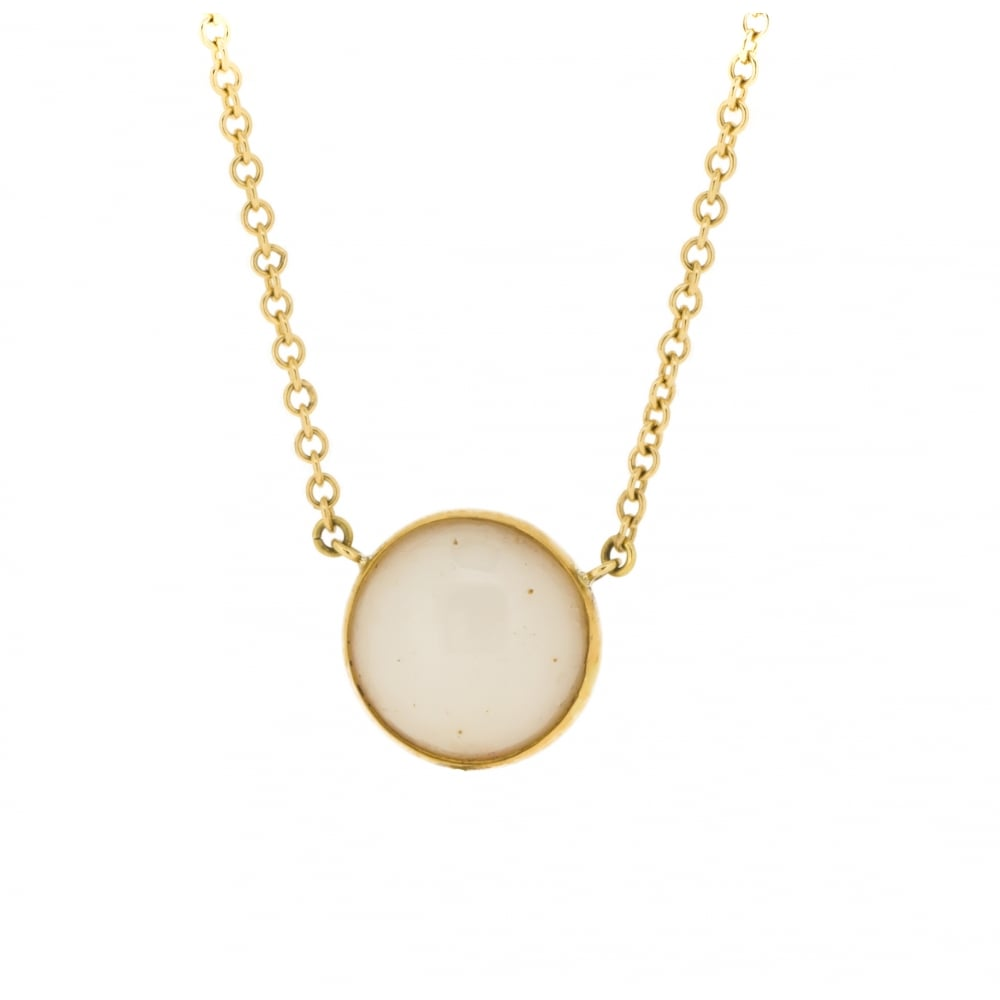 Lila's Conch Pearl Necklace