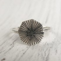 Mays Octaray ring in Silver