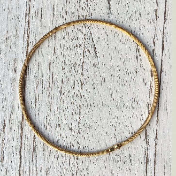 Mesh Flexible Bangle