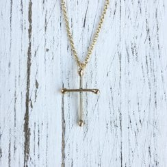 Molo Me Kleks Cross Necklace