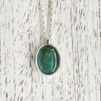 Large Oval Rutile Quartz on Turquoise, Malachite and Lapis
