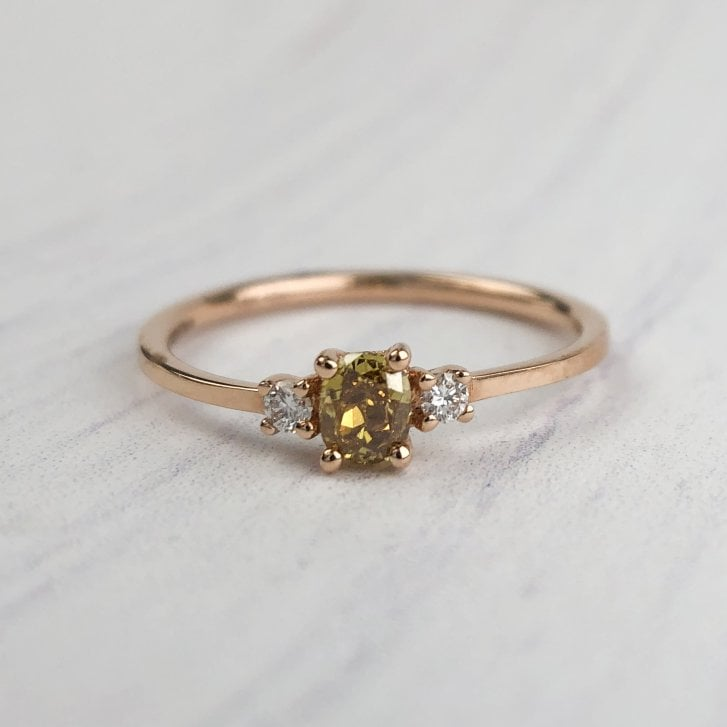 Sapphire Ring in 18ct Gold